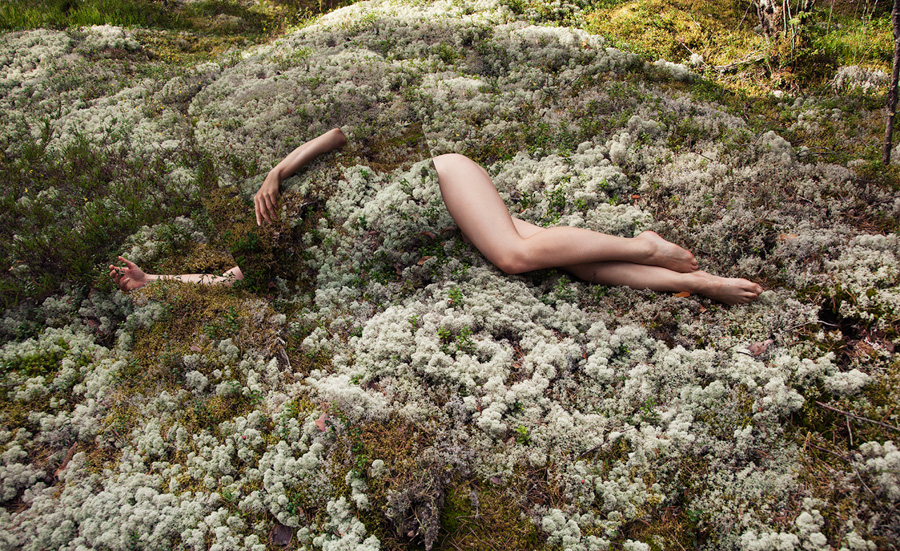 Photo : Loreal Prystaj / Reflecting on nature