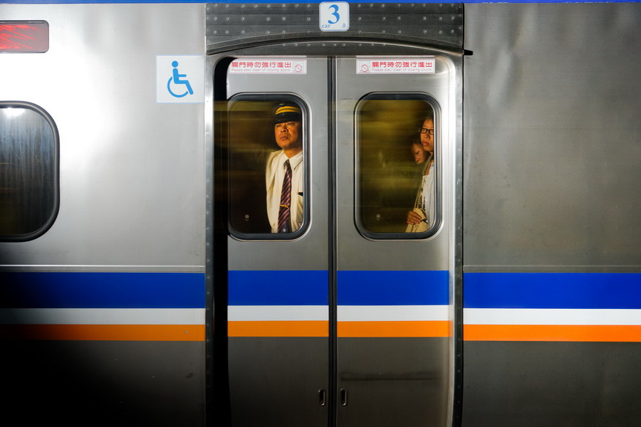 Photo : Arron Hsiao / Train Project
