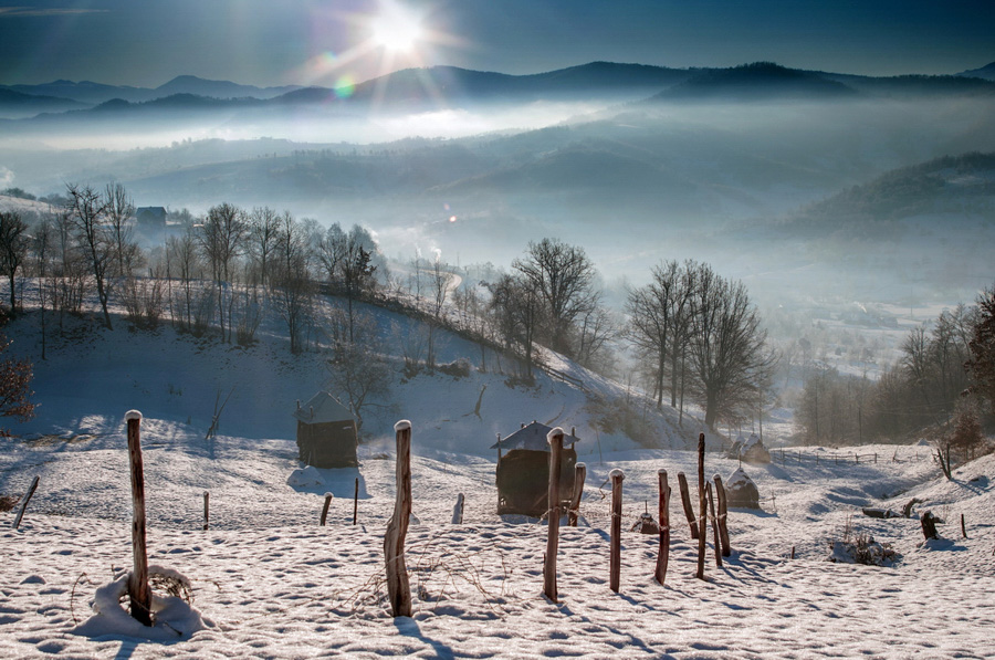 Photo : Alex Robciuc - Romanian Carpathian Mountains