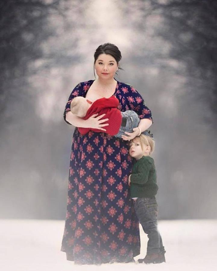 Photo : Ivette Ivens / Breastfeeding Goddesses