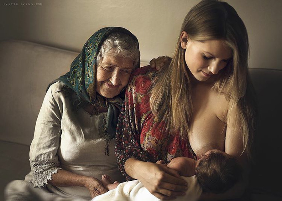 Photo : Ivette Ivens / Breastfeeding Goddesses