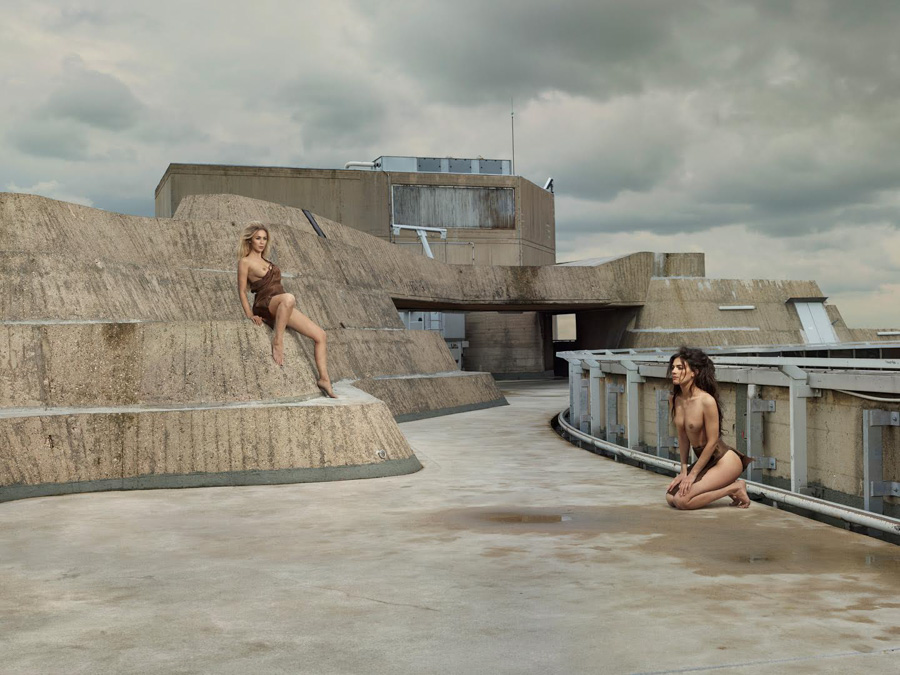Photo : Sacha Goldberger / Secret Eden / APE's patrol