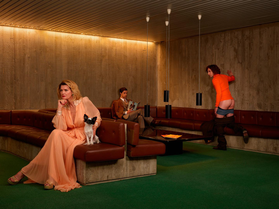 Photo : Sacha Goldberger / Secret Eden / Etiquette