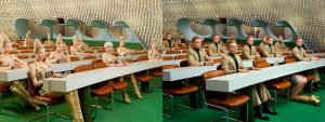 Sacha Goldberger / Secret Eden / Retro futur