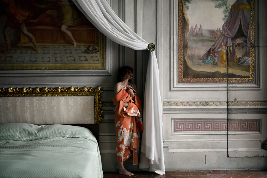 The Bedroom Anja Niemi _ The Little Black Gallery