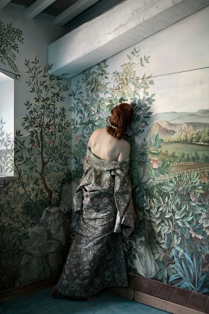 The Flower Room Anja Niemi _ The Little Black Gallery