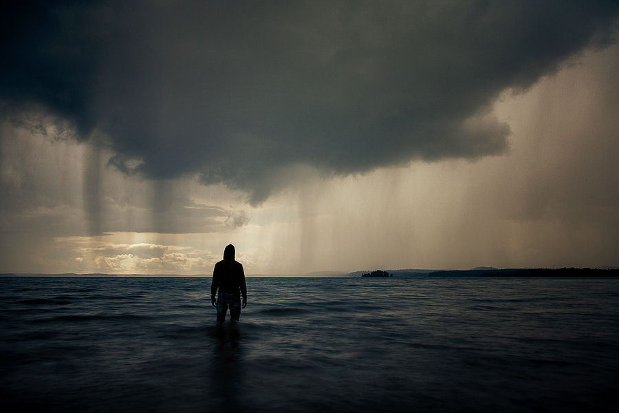 Photo - Mika Suutari, The storm waiter