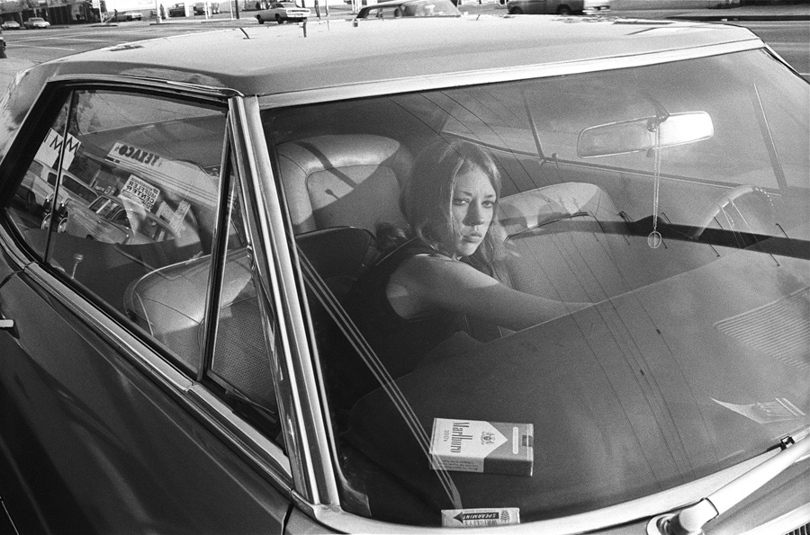Mike Mandel - People in cars - grainedephotographe-06