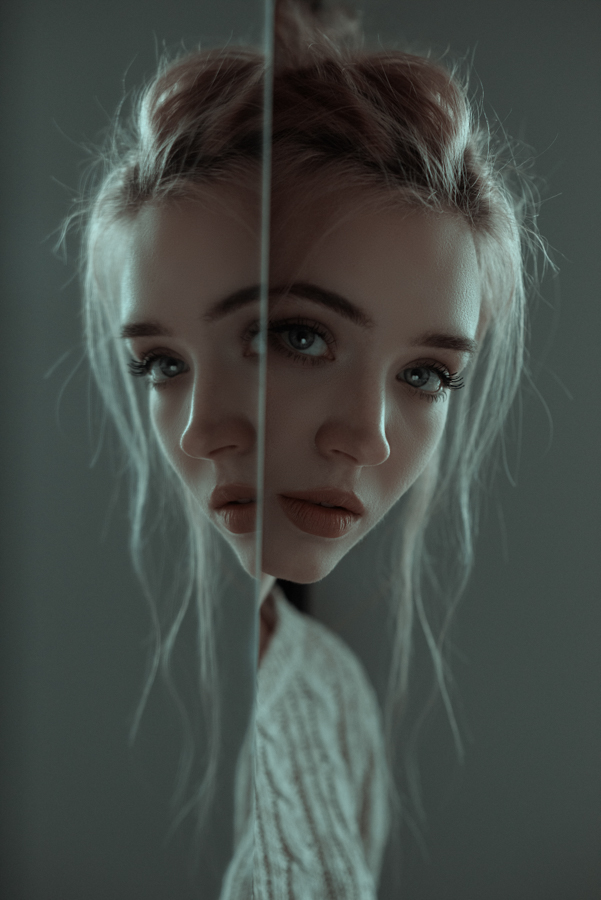 Photo - Alessio Albi, reflet