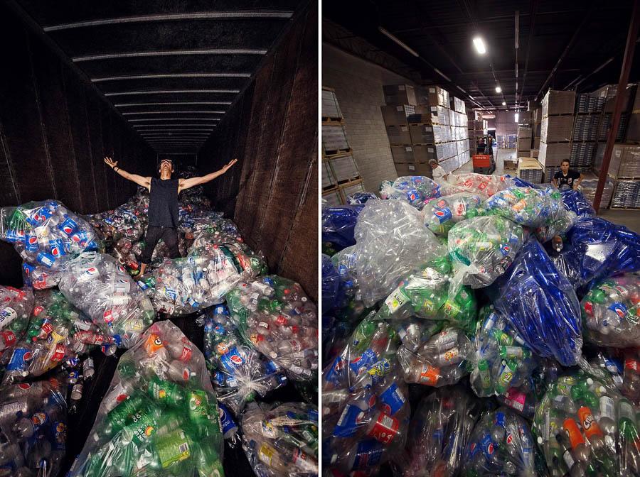 Benjamin Von Wong - Mermaids hate plastic - Backstage - Making of-2