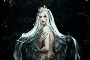 Photo - Bella Kotak, Enchanted Worlds, The Forgotten Queen