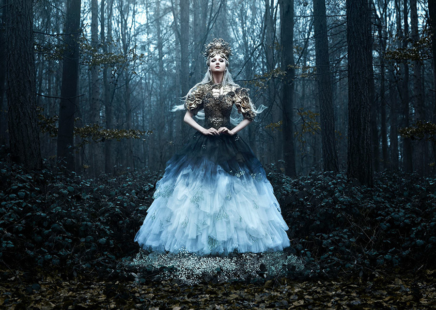 Photo - Bella Kotak, Enchanted Worlds, Daughter of Spring