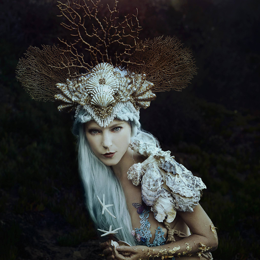 Photo - Bella Kotak, Enchanted Worlds, Once upon a forgotten time