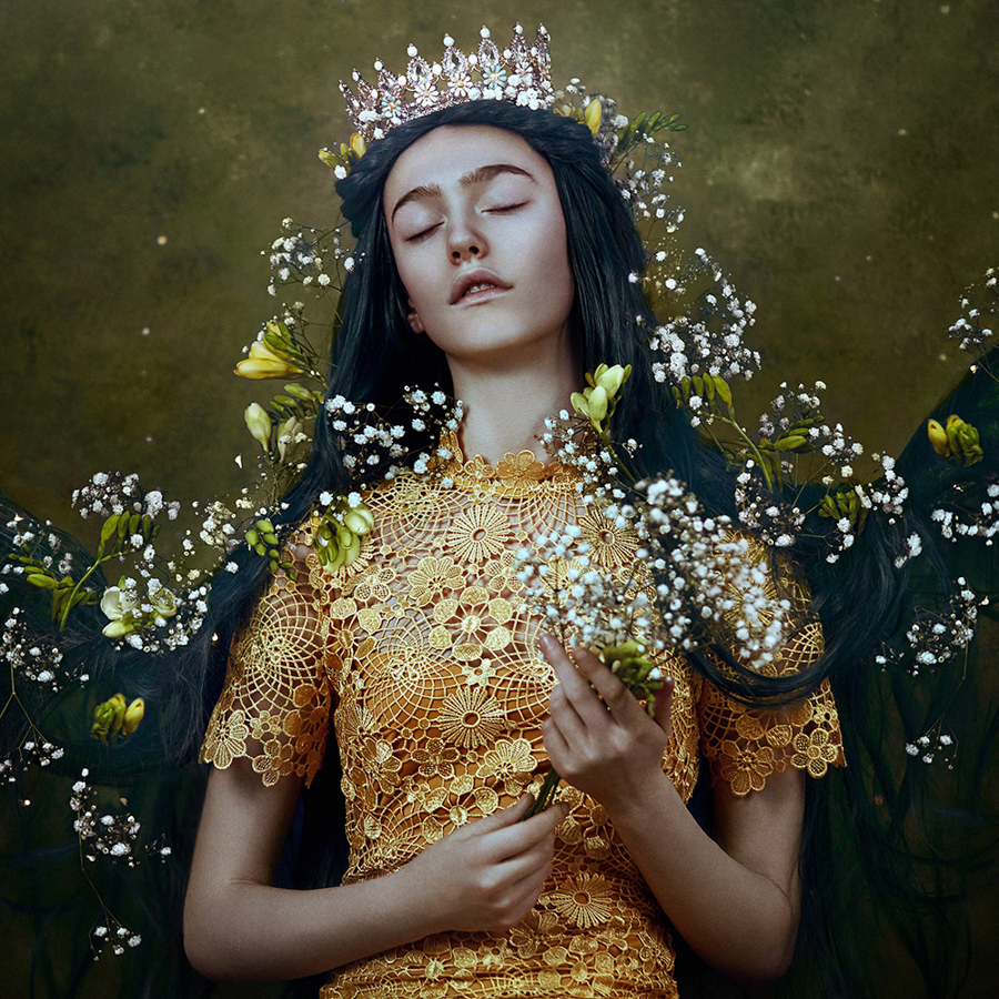 Photo - Bella Kotak, In bloom