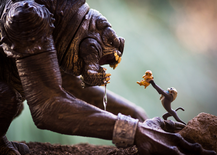 Photo - Mitchel Wu, The Offering - From Future King to Future Meal