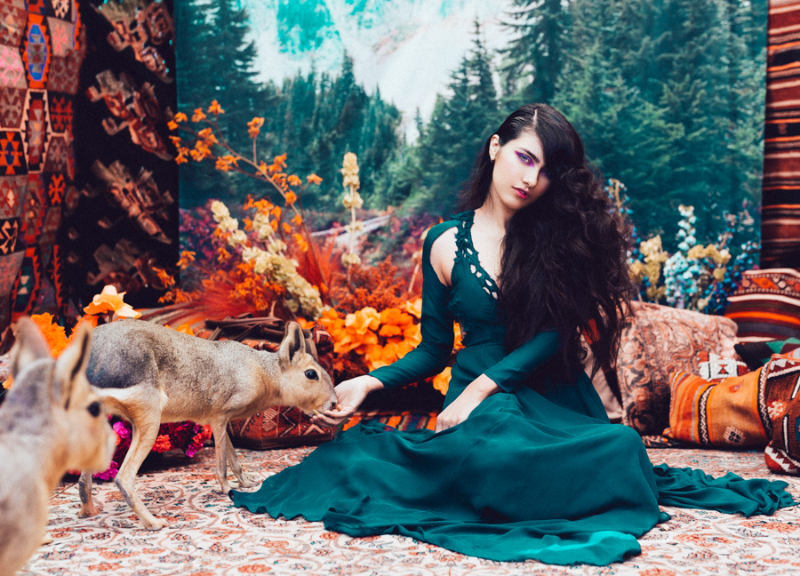 Photo - Deanastacia / Natasha Wilson, Where the Wild Things Are, Mara