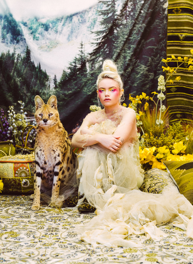 Photo - Deanastacia / Natasha Wilson, Where the Wild Things Are, Serval