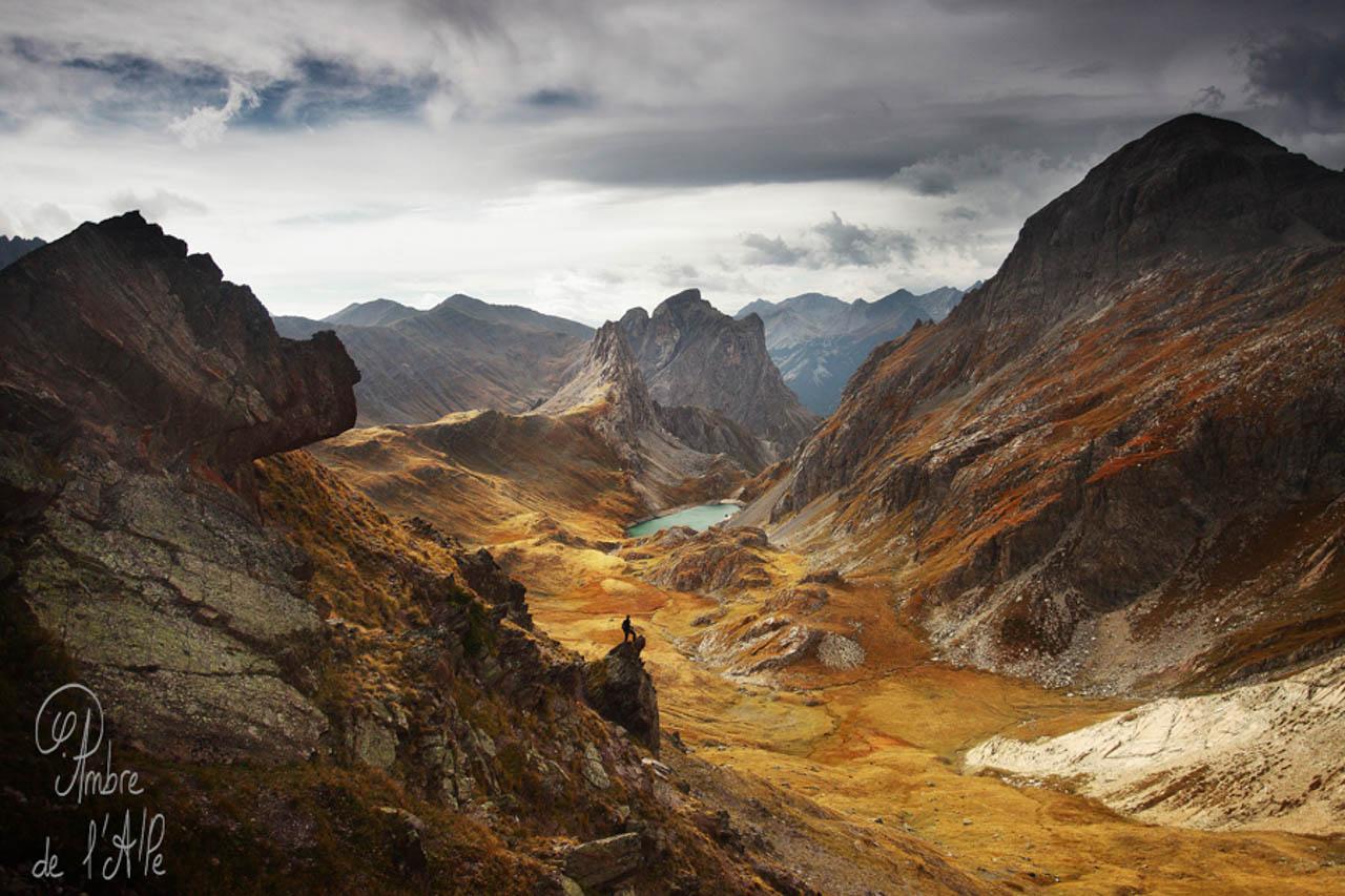 Photo - Ambre de l'AlPe, The Ephemeral Lands of Fire
