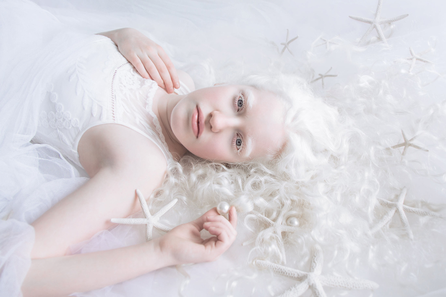Photo - Yulia Taits, Porcelain Beauty