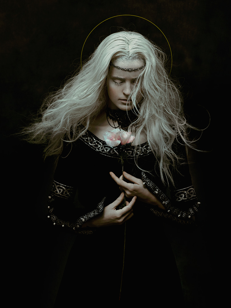 Zhang Jingna - Motherland Chronicles - A prayer