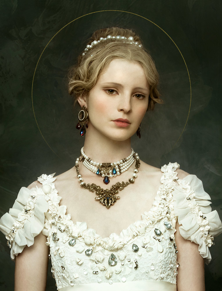 Zhang Jingna - Motherland Chronicles - Germaine II