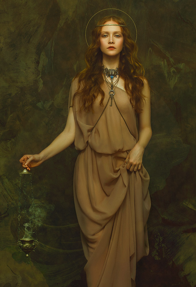 Zhang Jingna - Motherland Chronicles - Erin