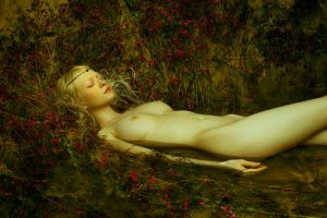 Zhang Jingna - Motherland Chronicles - The Death of Eurydice