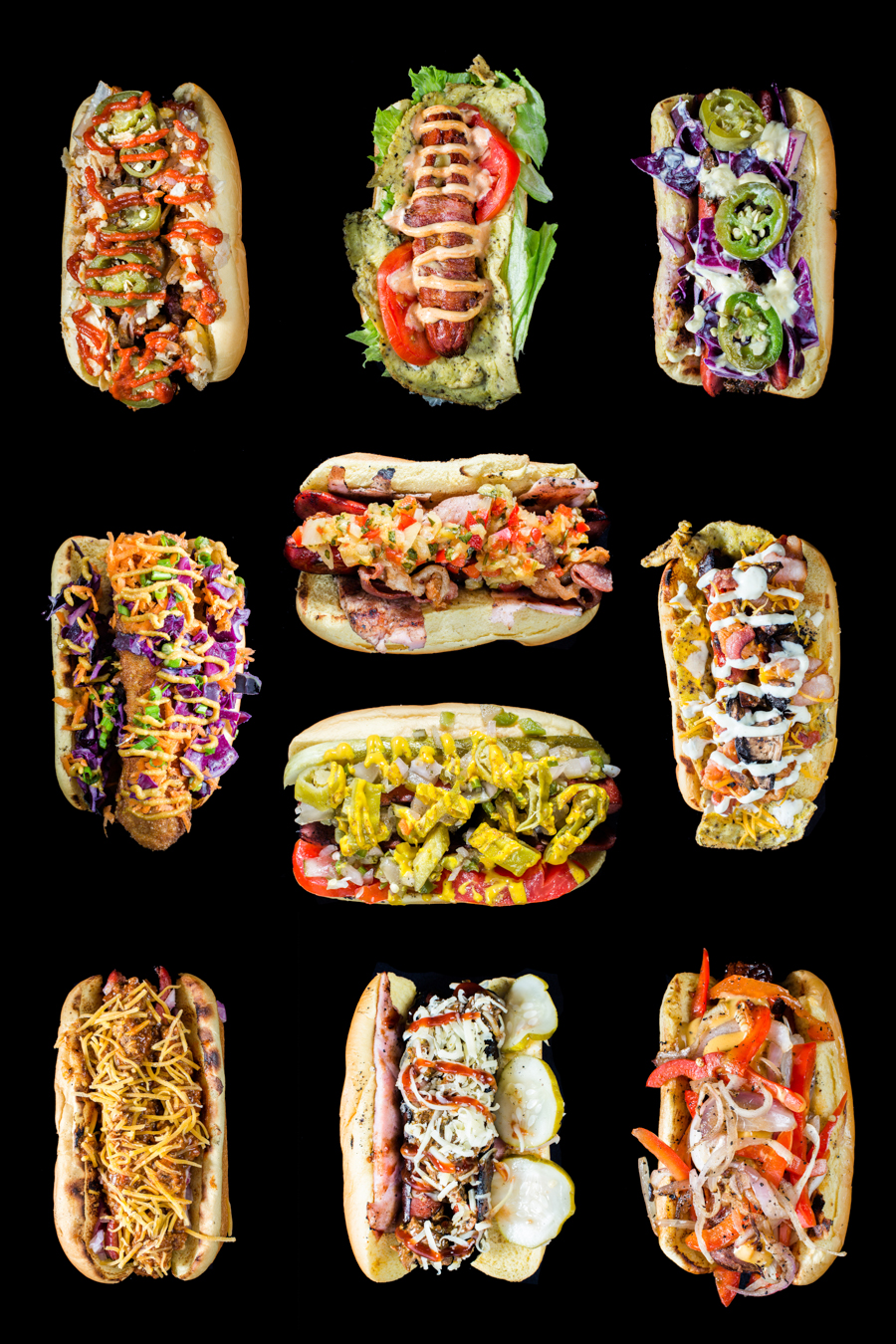 Justin Tsucalas – Culinary - Graine de Photographe Hot dog