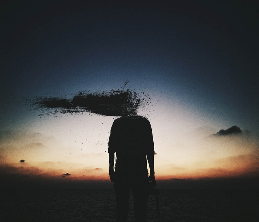 Photo - Hussam Eissa, Distortion