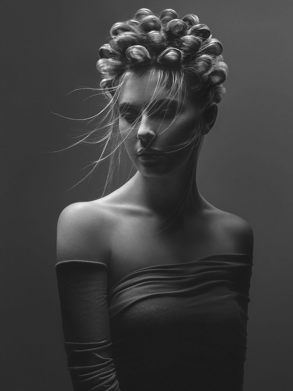 HASSELBLAD MASTERS AWARD 2018 Beauty & Fashion Category Winner Michal Baran, Trim, Ireland 2