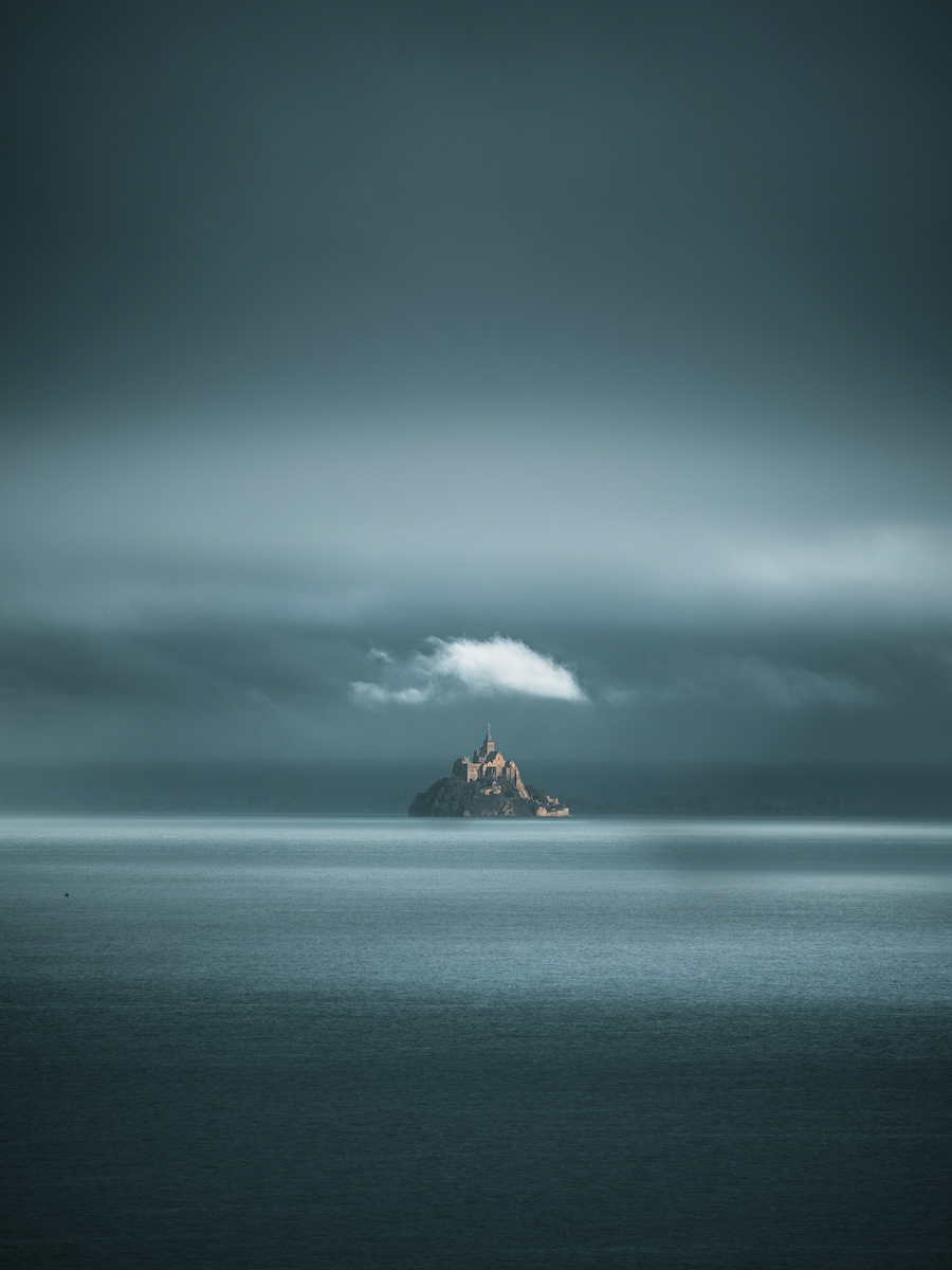 Photo du Mont Saint-Michel, Alexis Rateau