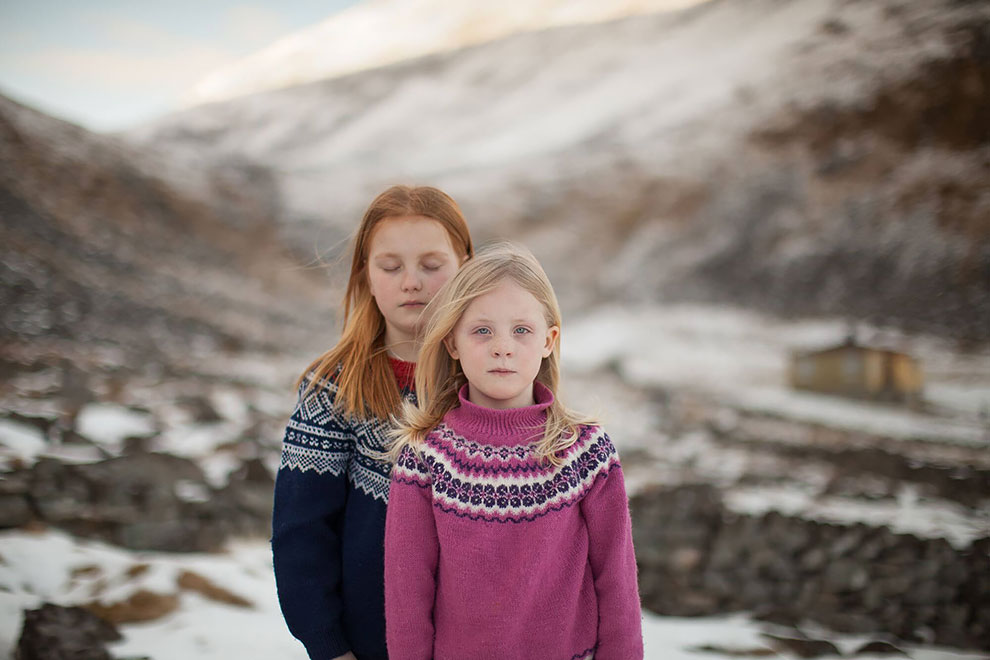 HASSELBLAD MASTERS AWARD 2018 Portrait Category Winner Tina Signesdottir Hult, Torvastad, Norway 2