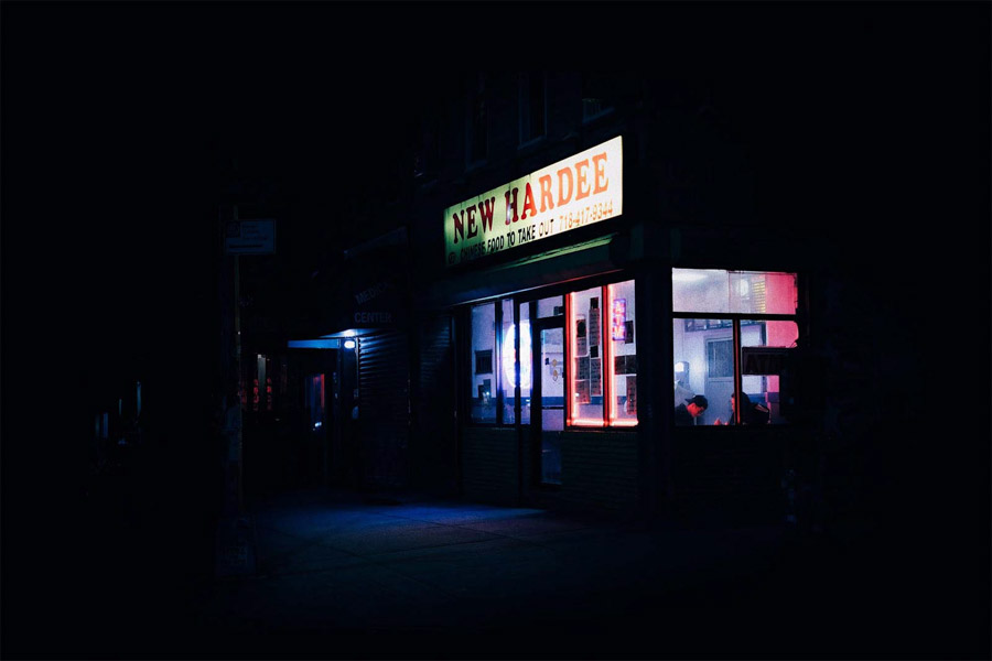 Neon Nights © Daniel Soares