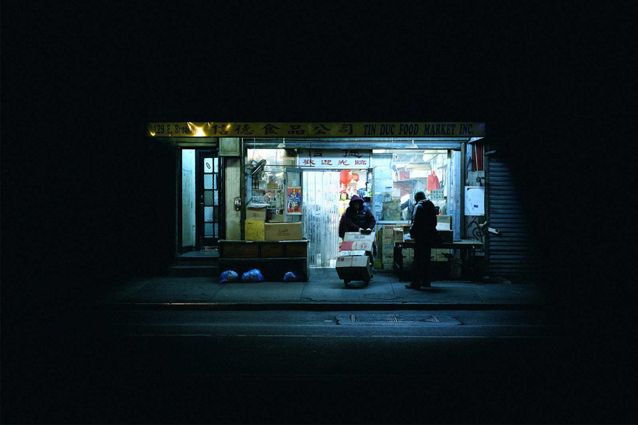 Neon Nights © Daniel Soares