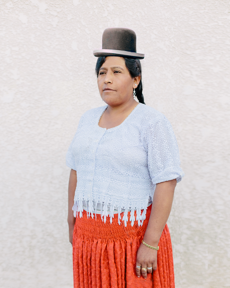 Cholitas bolivienne, photo par Kevin Faingnaert, article grainedephotographe.com