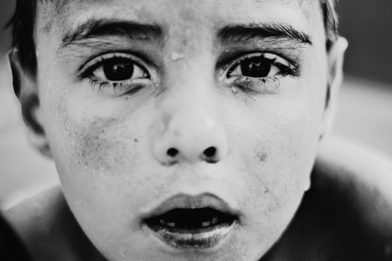 """""""The Playground"""", Une série photo métaphore du passage à l'âge adulte"""