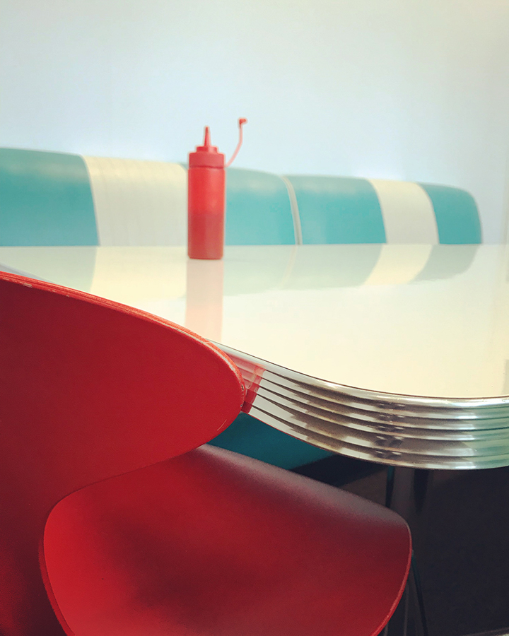Fiona Bailey United Kingdom 1st Place – Still Life Diner Location: London, England Shot on iPhone 7