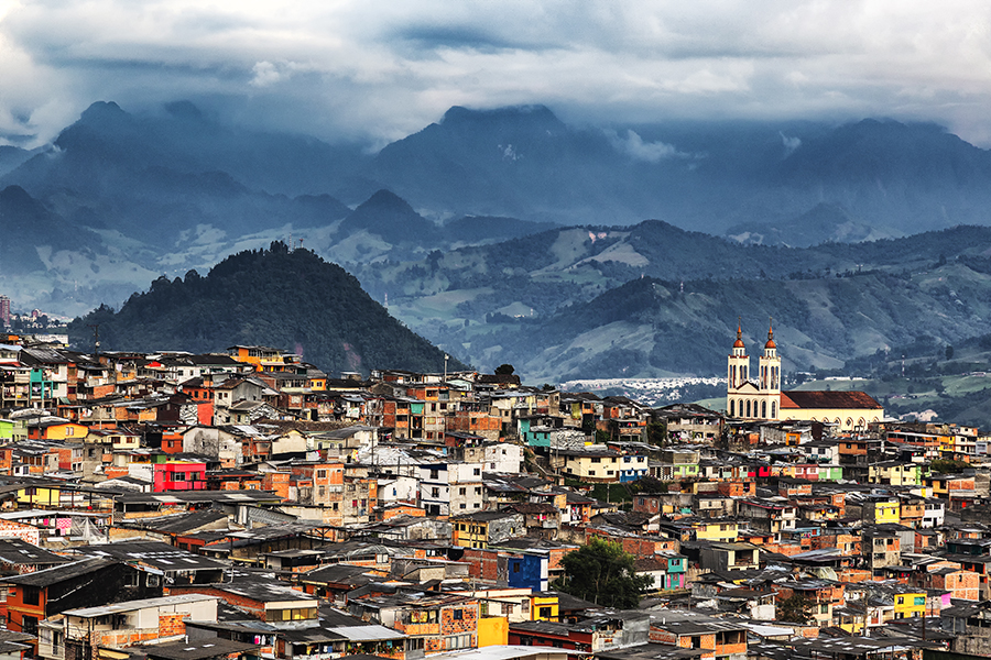 Manizales Charly Boillot Colombie