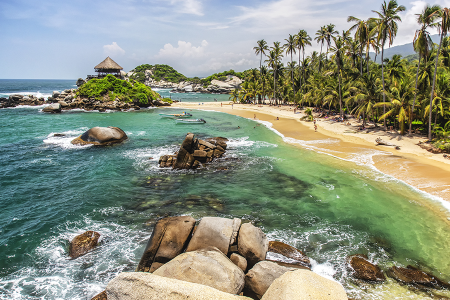 Parque de Tayrona Charly Boillot Colombie
