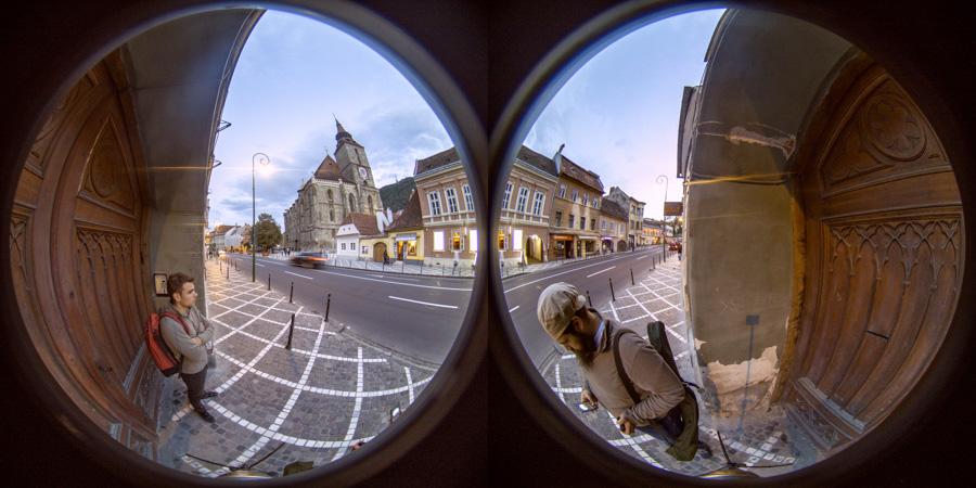 Photographie 360 avec Vlad Moldovean