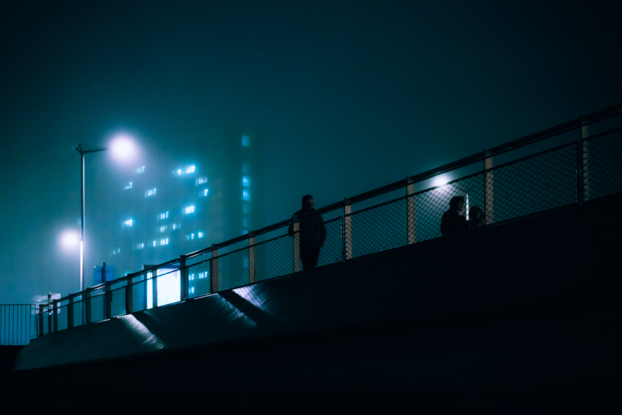 alexandre lawniczak - street photography - photo de nuit