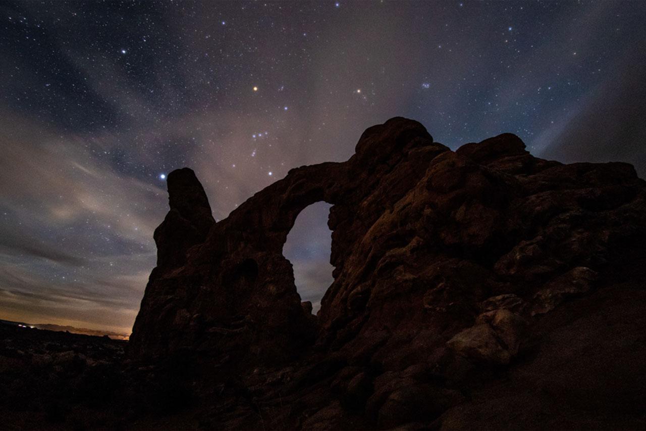 astrophotographie - constellation d'Orion - Xavier Piron - Graine de Photographe