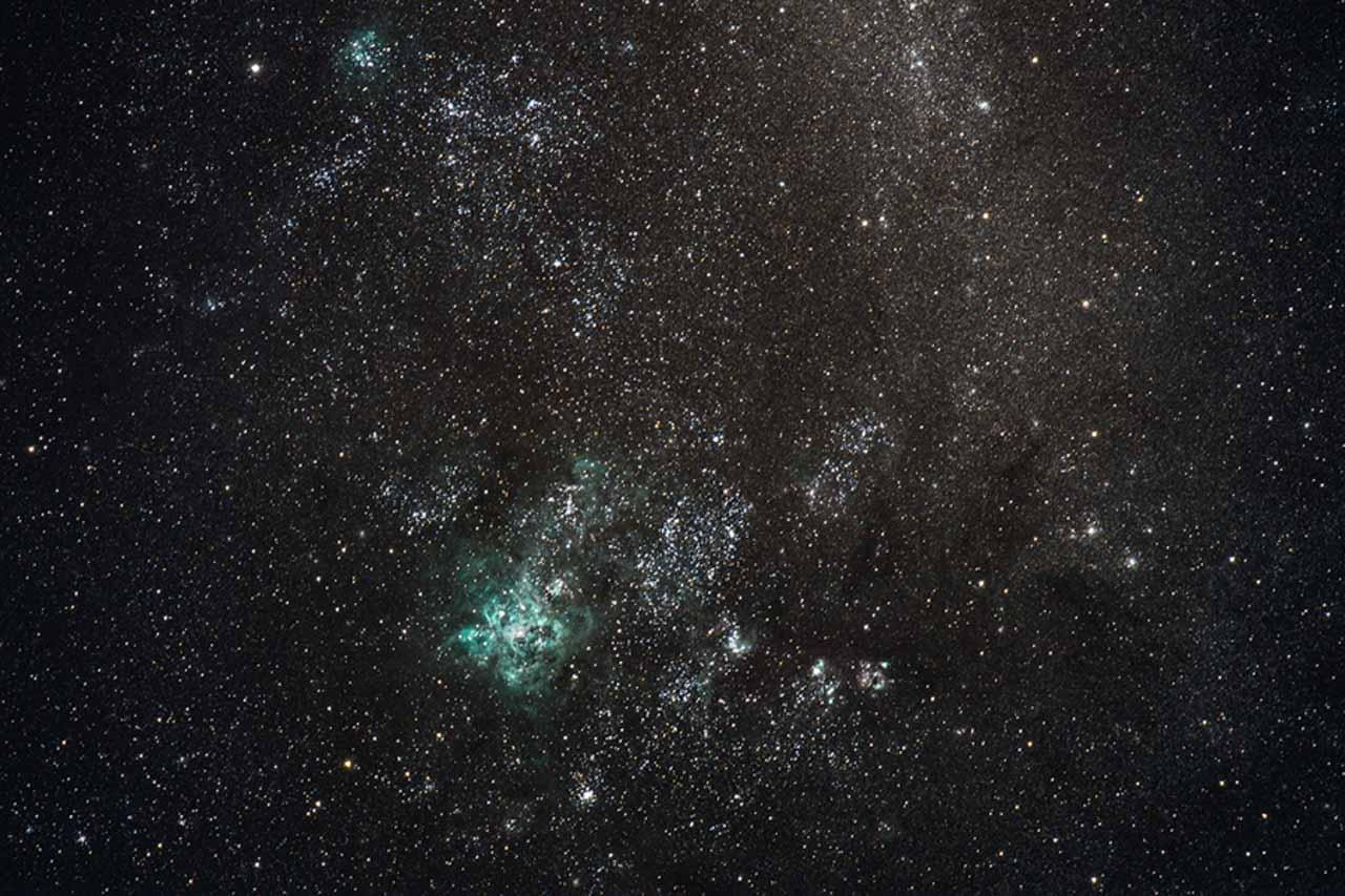 astrophotographie - Nébuleuse de la Tarentule (NGC2070) - Xavier Piron - Graine de Photographe