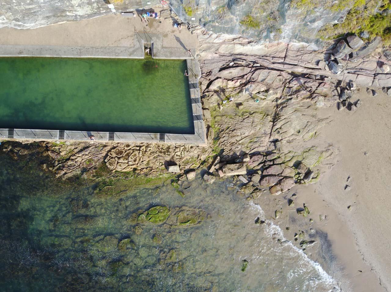 Nicole Larkin - Ocean Pools Central Coast,Pearl Beach