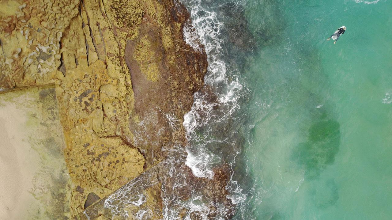 Nicole Larkin - Ocean Pools Eastern Beaches, North Bondi Beach