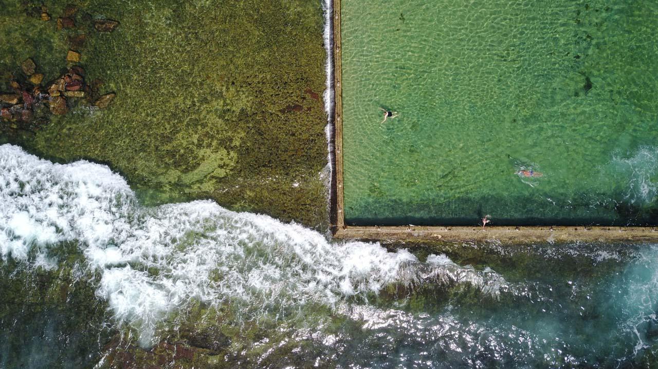 Nicole Larkin - Ocean Pools Southern Beaches, Oak Park