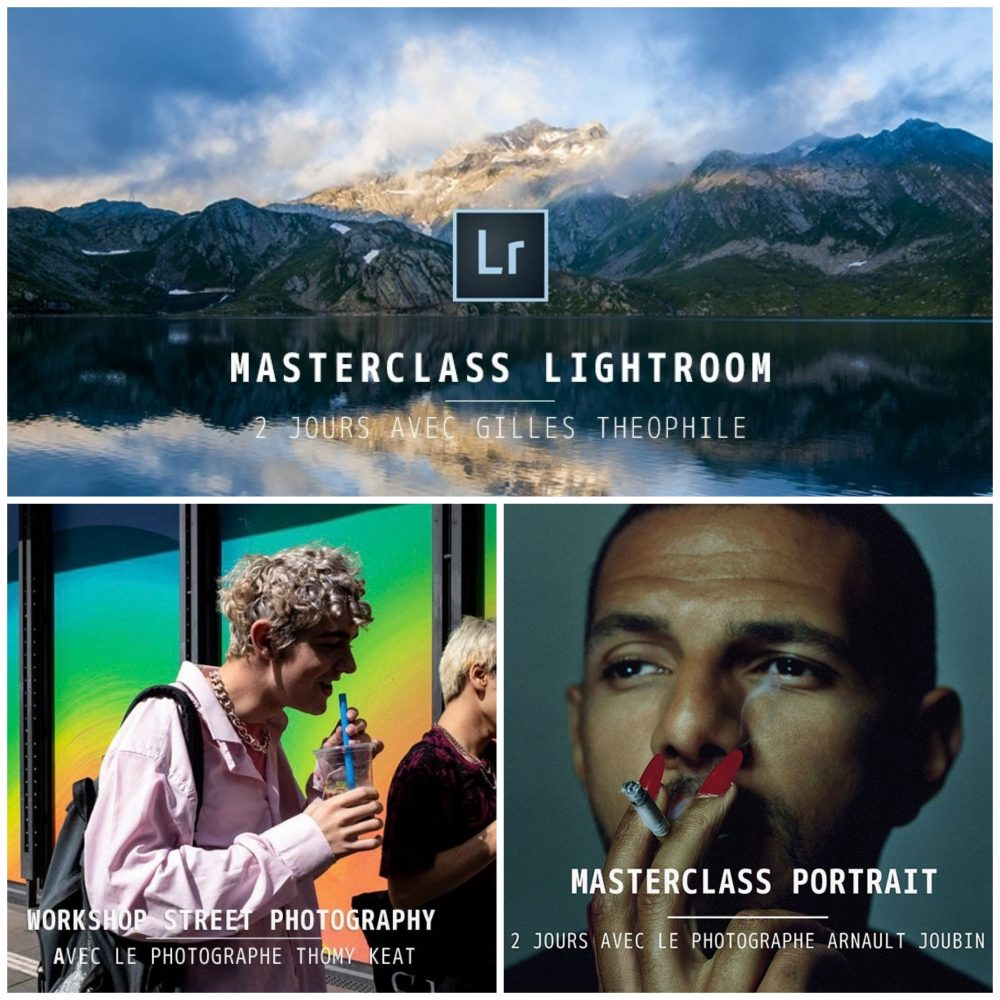 master class lightroom masterclass portrait workshop street photography graine de photographe