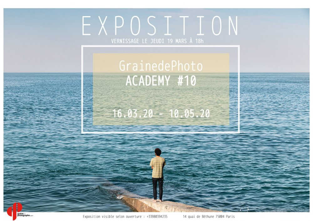 Exposition Graine de photo Academy